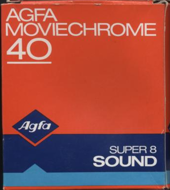 Agfa Moviechrome 40 Sound