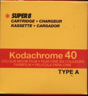 Kodachrome 40